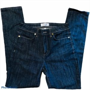 Habitual high rise waist slim fit stretch jeans